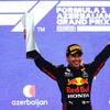 【F1 アゼルバイジャンGP】レッドブル・ホンダのペレスが今季初優勝…アルファタウリ・ホンダのガスリー3位、角田7位