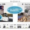 デンソー×NTTデータ、車流・人流データを活用し店舗情報をレコメンド…新ビジネス展開へ