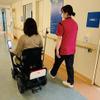 自動運転で産後ママを病室まで移動、国内初の実証実験開始---成育医療研究センター×WHILL