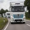 メルセデスベンツのEVトラック『eアクトロス』、市販モデルを発表へ 6月30日