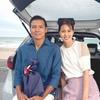ホンダ、父娘で想い出の地を巡るスペシャルムービー「タイムスリップ ドライブ」を公開