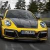 911ベースで驚異の戦闘力!テックアート『GTストリートR』新型を公開