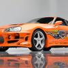 世界一有名なトヨタ スープラ、映画『ワイルド・スピード』に出演…55万ドルで落札