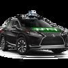 米トヨタ、自動運転シャトルサービスを開始…5台のレクサス RX を運行