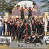【WRC 第6戦】復活のサファリを制したのはトヨタの王者オジェ…2位の勝田「将来はオジェに競り勝てるようになりたい」
