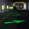 矢印を路面に投影、車線変更予告…小型照明装置