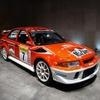 三菱自動車、「WRC展」開催…ランエボ グループA仕様展示など