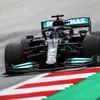 【F1 オーストリアGP】フリー走行2回目はメルセデスのワンツー…フェルスタッペン3番手、角田6番手