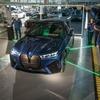 BMWの新世代EV『iX』、量産開始…航続は630km