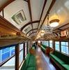 電車の客席や、飛行機の操縦席でデスクワーク…電車とバスの博物館でシェアオフィス