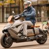 BMWモトラッド、新型電動スクーター『CE 04』を欧州発表…航続130km