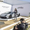 ランボルギーニ アヴェンタドール とV12、ファイナルモデルの実車発表…グッドウッド2021