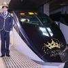 中島健人が「恋の駆け込み乗車は…」 京成 KENTY SKYLINER 出発式