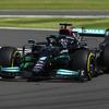 【F1 イギリスGP】ハミルトンが公式予選6戦ぶりのトップタイム…フェルスタッペン2位