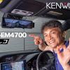 スタイリッシュで高機能デジタルルームミラー型ドライブレコーダー登場~KENWOOD DRV-EM4700~