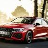 アウディ RS3スポーツバック 新型、2.5ターボは400馬力…欧州発表