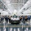 ランボルギーニ『ウルス』、生産1万5000台…世界発売3年での達成は同社最速