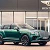 ベントレー ベンテイガ に22インチのカーボン製ホイール、純正オプションでは世界最大…欧州設定
