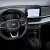 フィアットの新型SUV『パルス』、インテリアの写真 2021年内にモデル発表へ