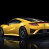 ホンダ NSX の車検証、騒音の規制値に誤り…車は基準を満たす