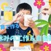 【夏休み】低予算で作る工作&自由研究---材料費30円から