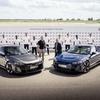 EV初の「RS」は646馬力、アウディ RS e-tron GT をFCバイエルンの選手に納車