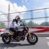 【インディアン FTR Rカーボン 試乗】ロードスポーツバイクとしてアップデートされた新型FTRを中野真矢が駆る
