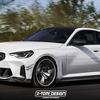 BMW M2クーペ 新型デザインを大予想!発表は2022年か