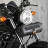 「車載工具は濡らさない」タフなボディのバイク用防水ツールバッグ発売…ドッペルギャンガー
