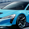 NSX 後継モデルは「ホンダe」ベースのEVスポーツカー!? 2023年登場の噂