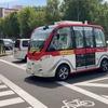 名古屋の幹線道路で自動運転 ウィラーなど実証実験開始