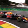 【F1 ベルギーGP】初日をクラッシュで終えるも、フェルスタッペンが最速タイム