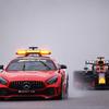 【F1 ベルギーGP】たった3周で終了…ポールポジションのフェルスタッペンが優勝