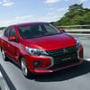 三菱自動車、コンパクトセダン『ミラージュG4』のデザイン一新 フィリピンで発売