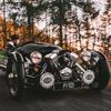 モーガン『3ホイーラー』、最終モデルがラインオフ…軽量3輪スポーツカーが生産終了