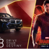 BMWのEV『iX3』改良新型、マーベル最新作に起用…9月3日映画公開