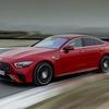 メルセデスAMG 史上最強、843馬力のPHV「GT 63 S Eパフォーマンス」…欧州発表