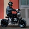 BMWモトラッド、都市向け電動バイク『コンセプトCE02』発表…欧州で