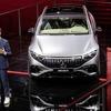 メルセデスAMG初の市販EV、『EQS』を761馬力に強化…IAAモビリティ2021