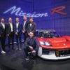 ポルシェ『ミッションR』、1088馬力の未来のEVレーサー…IAAモビリティ2021