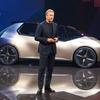 BMWの2040年のコンパクトカー、100%リサイクル可能…IAAモビリティ2021