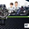 F1マシン同様の6Kカーボン採用、高機能ウォッチ「エディフィス」にアルファタウリ・モデル