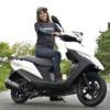 【スズキ アドレス125 試乗】シンプルで低価格、セカンドバイクに最高!…小鳥遊レイラ