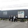 トラック運送業が拠点にトレーラーハウスを選ぶ理由…富士運輸がランドピアを導入