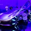 未来のメルセデスベンツは横にも動く、『ヴィジョンAVTR』…IAAモビリティ2021