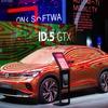 VWのEV初のSUVクーペ、『ID.5 GTX』は2022年発売…IAAモビリティ2021