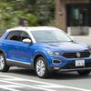 【VW T-Roc 新型試乗】国産コンパクトSUVの弱点を突いている…渡辺陽一郎