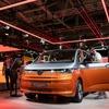 VW のミニバン、「マルチバン」に新型登場…IAAモビリティ2021