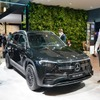 メルセデスベンツ 『EQB』、小型電動SUVを年内欧州発売…IAAモビリティ2021