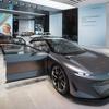 アウディ『グランドスフィア』、720馬力の未来のEVサルーン…IAAモビリティ2021